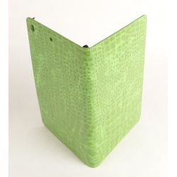 Protective green crocodile case Apple Ipad mini