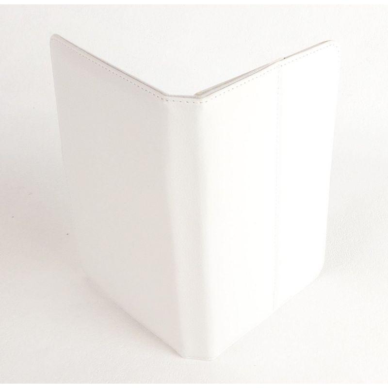 etui protection simili cuir blanc tablette samsung 7 neuf. Black Bedroom Furniture Sets. Home Design Ideas