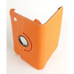 Orange rotating case Samsung Galaxy Tab 2 7.0