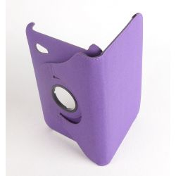 Purple Rotating Case Samsung Galaxy Tab 2 7.0