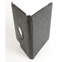 Etui protection rotatif Fun noir iPad avec écran retina Apple
