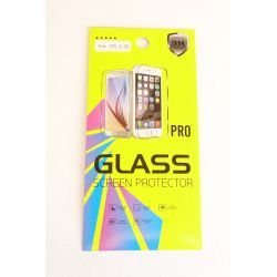 Lot de 10 vitres de protection en verre trempé HQ 2,5mm 9H pour Apple Iphone 5 5C 5S