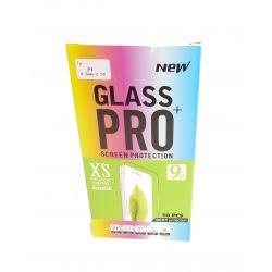 Boite de 10 Vitres de protection en verre trempé HQ 0,25mm 9H pour Apple iPhone 4 et 4S