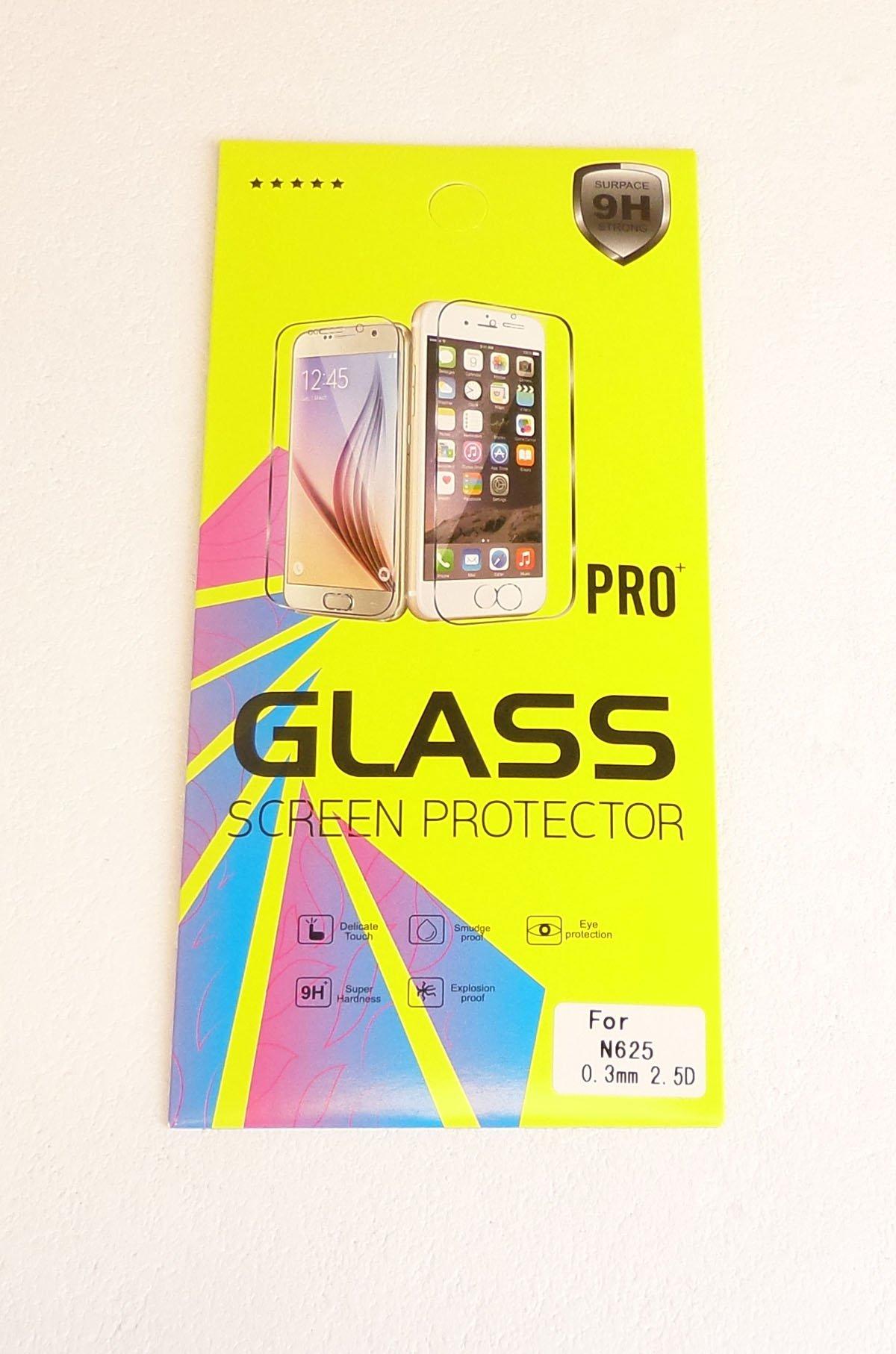 Vitre de protection en verre trempé HQ 0,25mm 9H pour Nokia Lumia 625