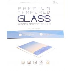 Protective glass in tempered glass HQ 2,5mm 9H for Apple Ipad 2 Ipad 3 and Ipad 4.