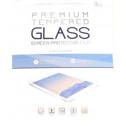 Vitre de protection en verre trempé HQ 0,25mm 9H pour Apple iPad 2 iPad 3 et iPad 4.