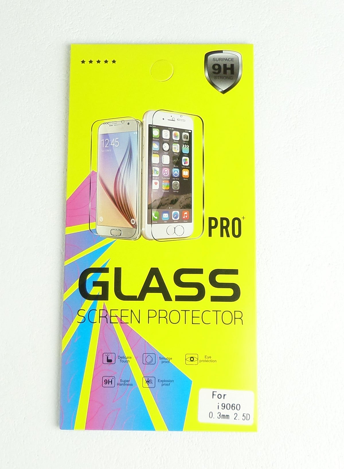 Vitre de protection en verre trempé HQ 0,25mm 9H pour Samsung Galaxy Grand lite I9060 et Grand Plus I9060i