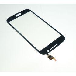 Vitre ecran tactile noire Samsung Galaxy Grand lite I9060
