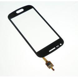 Pantalla táctil de cristal negro tendencia Samsung Galaxy S7560