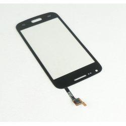 Ecran vitre tactile noir Samsung Galaxy Core Plus G3500 G3502