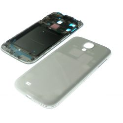 Coque habillage blanc Samsung Galaxy S4 I9500