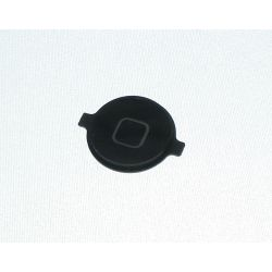 Bouton Home menu noir pour Apple Ipod Touch 3