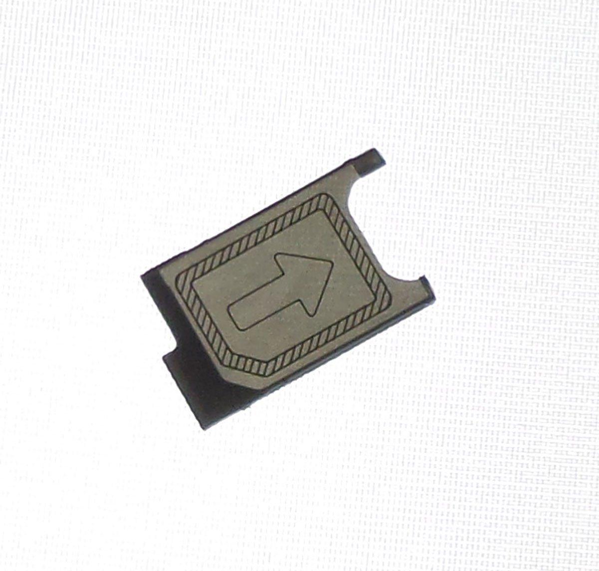 Tirroir carte SIM pour Sony Xperia Z3 L55t D6603,D6633,D6643,D6653,D6616