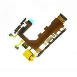 Flexible Power Button for Sony Xperia Z2 D6502 D6503 L50w