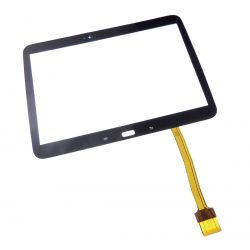 Ecran vitre tactile bleu compatible Samsung Galaxy Tab 3 10.1 P5200