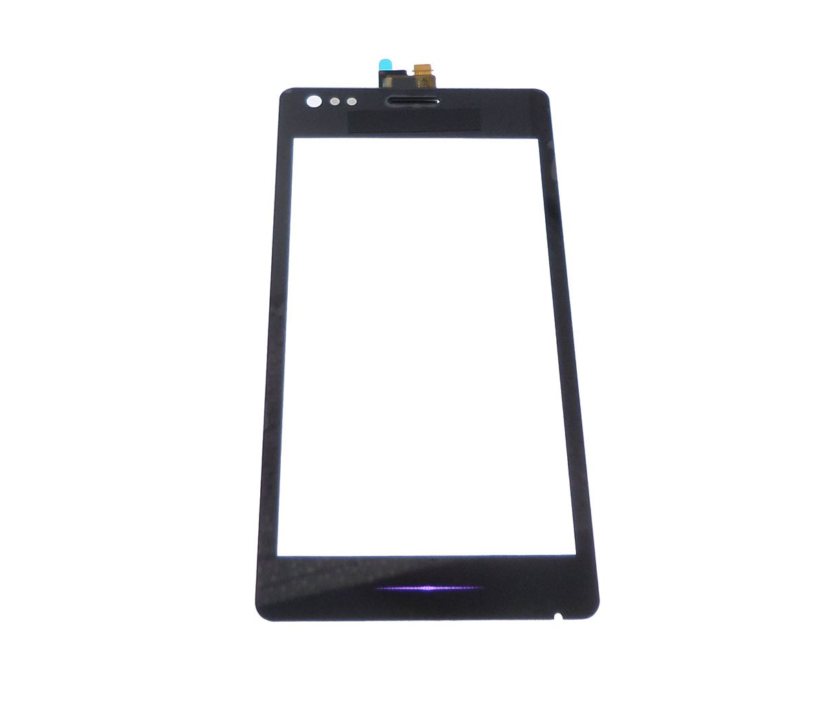 Screen Glass Touch Black Sony Xperia M C1904 C1905 Touchscreen Ericsson