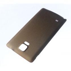 Cache arrière compatible cache batterie Or pour Samsung Galaxy Note 3 N9000 N9005
