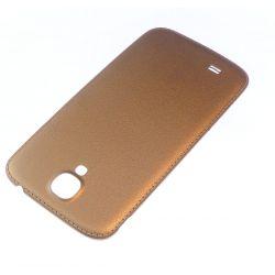 Cache arrière compatible cache batterie Or pour Samsung Galaxy S4 I9500 I9505