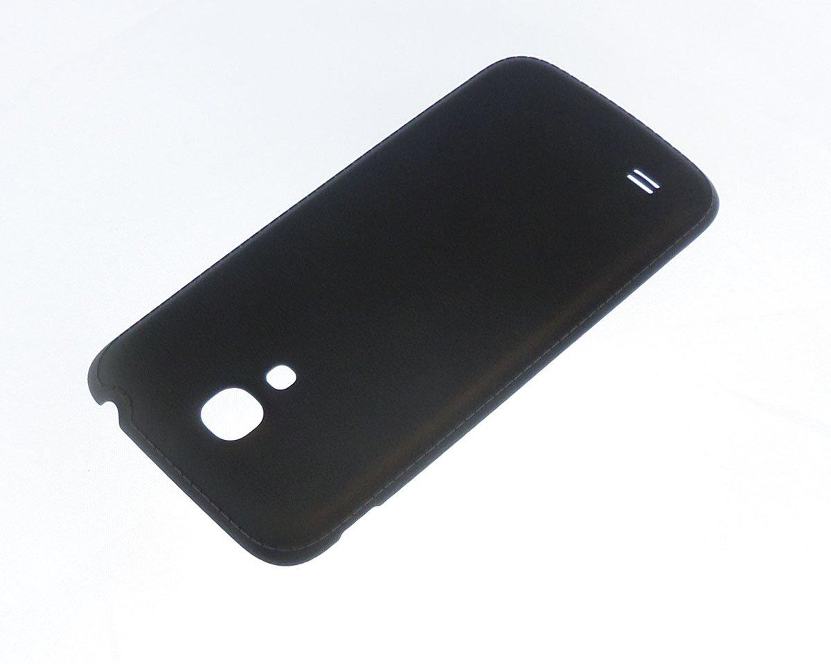Cache arrière compatible cache batterie noir pour Samsung Galaxy S4 mini I9190 I9195