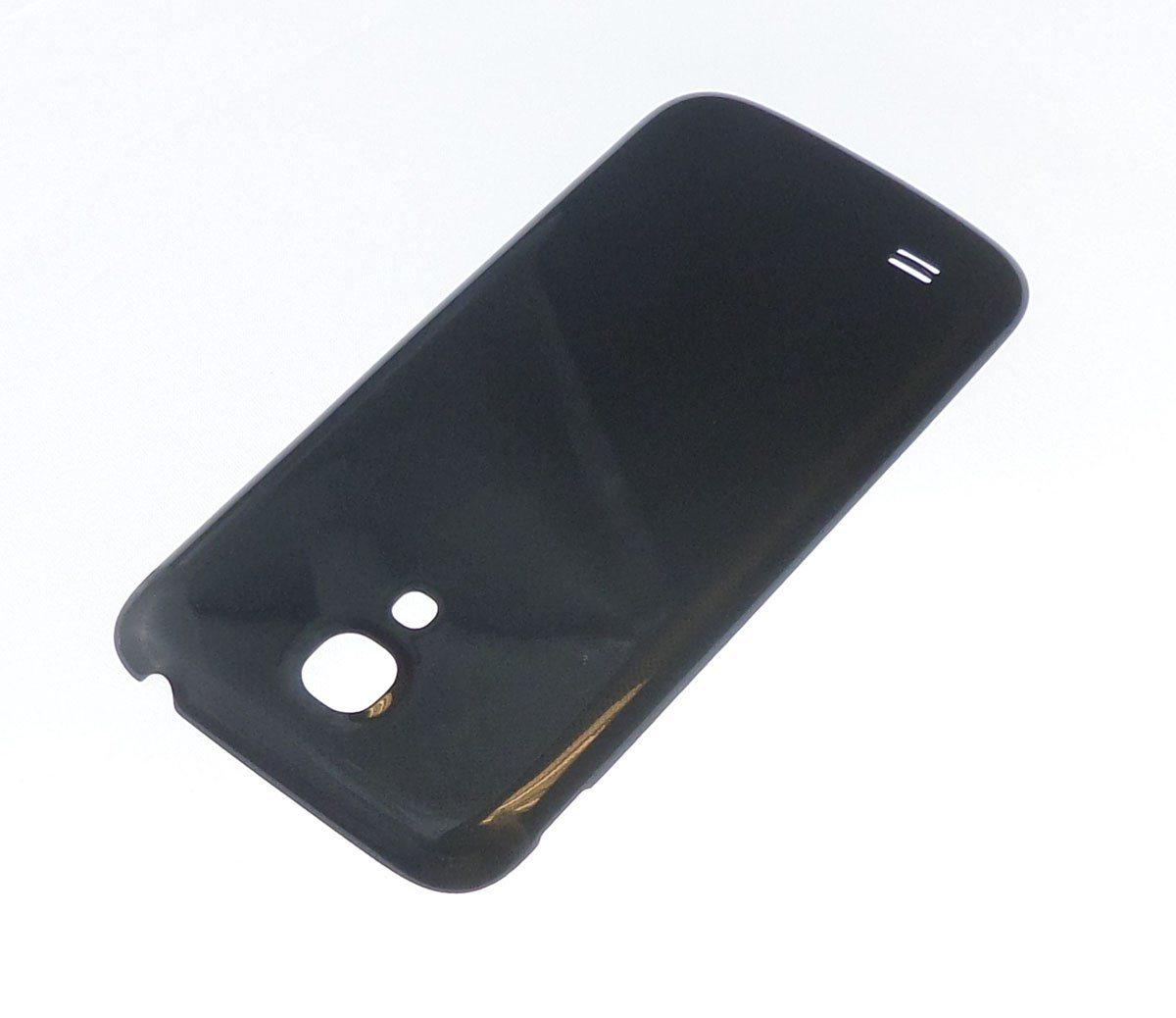 Cache arrière compatible cache batterie Bleu pour Samsung Galaxy S4 mini I9190 I9195