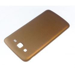 Back cover compatible battery cover Gold for Samsung Galaxy large 2 II G7106 G7105