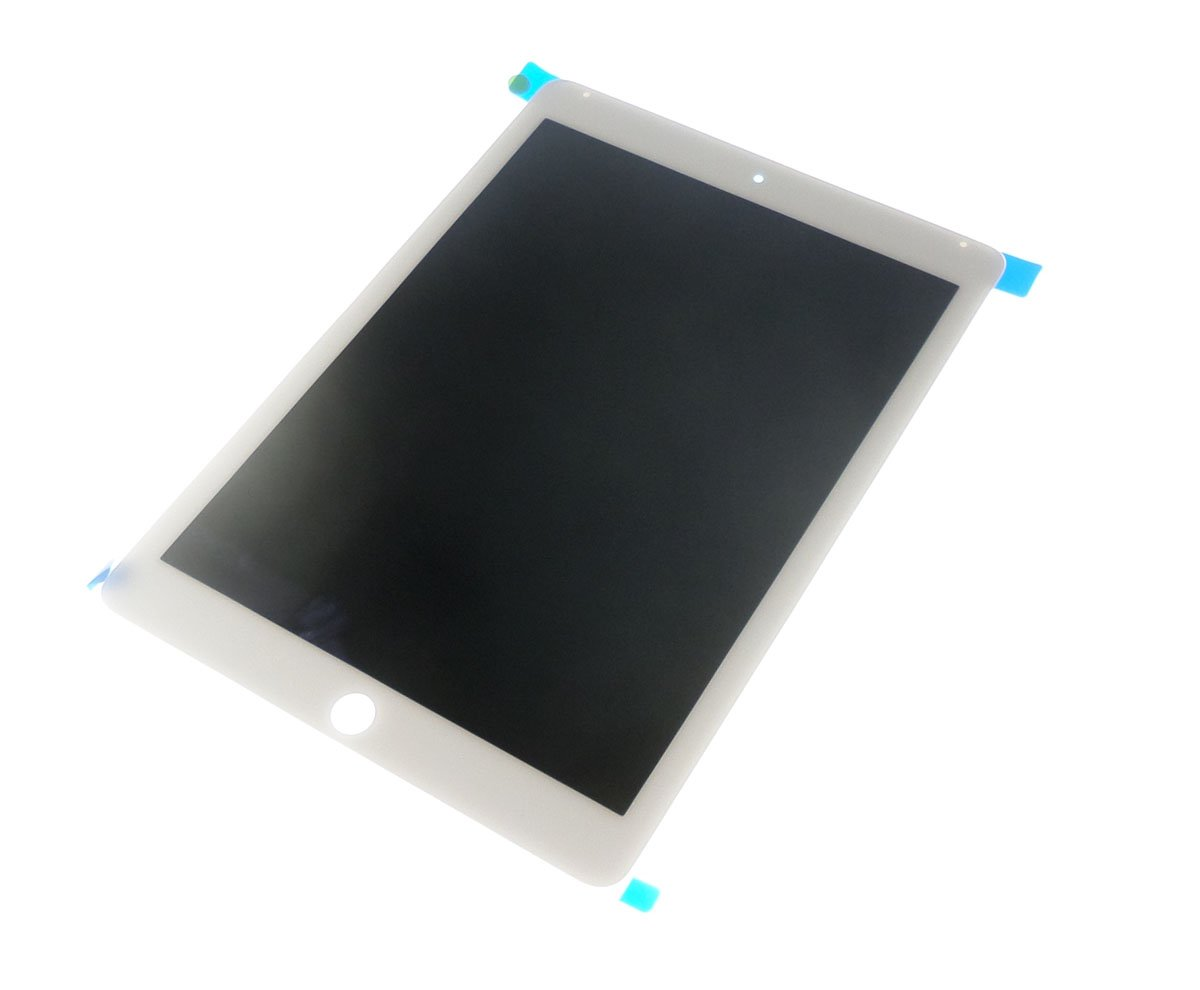 White screen touch glass and LCD assembled for Apple iPad iPad air 2 or 6 c2377b2827770
