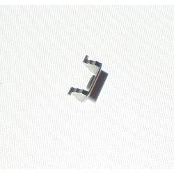 Botón gris silencio sideral para Apple iPhone 6