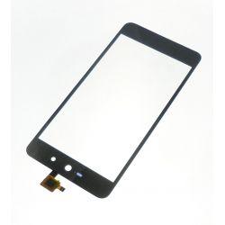 Ecran vitre tactile noire pour Wiko Rainbow UP