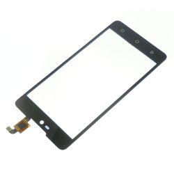 Ecran vitre tactile noire pour Wiko Rainbow Lite