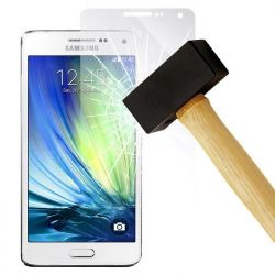 Protective glass in very high quality tempered glass for Samsung Galaxy A5 A500FU