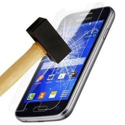 Protective glass in very high quality tempered glass for Samsung Galaxy ACE 4 G357FZ