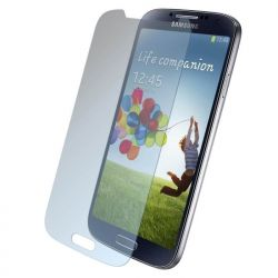 Protective glass in very high quality hardened glass for Samsung Galaxy S4 value I9515