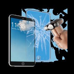 Vitre de protection en verre trempé de très haut qualité pour Apple Ipad 6 ou ipad air 2
