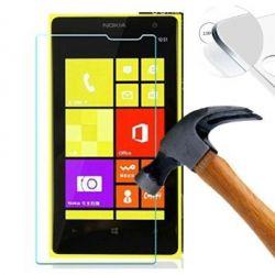 Vitre de protection en verre trempé de très haut qualité pour Nokia Lumia 1020
