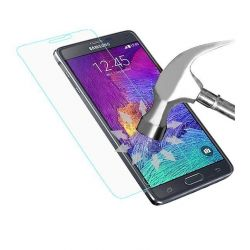 Protective glass in very high quality tempered glass for Samsung Galaxy Note 4 N9100