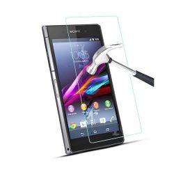 Vitre de protection en verre trempé de très haut qualité pour Sony Xperia Z1 compact D5503