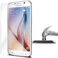 Vitre de protection en verre trempé de très haut qualité pour Samsung Galaxy S6 G920F