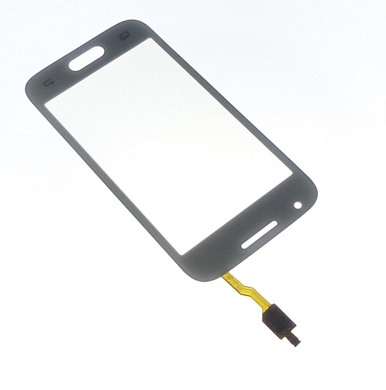 Ecran vitre tactile blanche compatible pour Samsung Galaxy Trend 2 Lite G318h