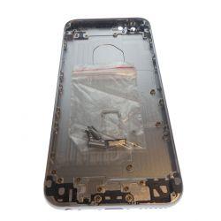 Châssis arrière sans logo Noir pour Apple Iphone 6S