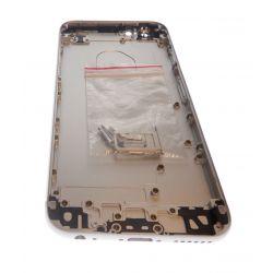 Châssis arrière sans logo Argent pour Apple Iphone 6S