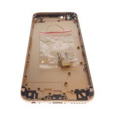 Châssis arrière sans logo Or pour Apple Iphone 6S