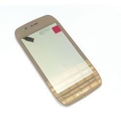 Vitre tactile Nokia Lumia 710 blanc