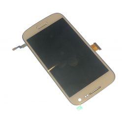 Ecran Lcd avec vitre tactile et chassis Samsung Galaxy S3 mini I8190 blanc