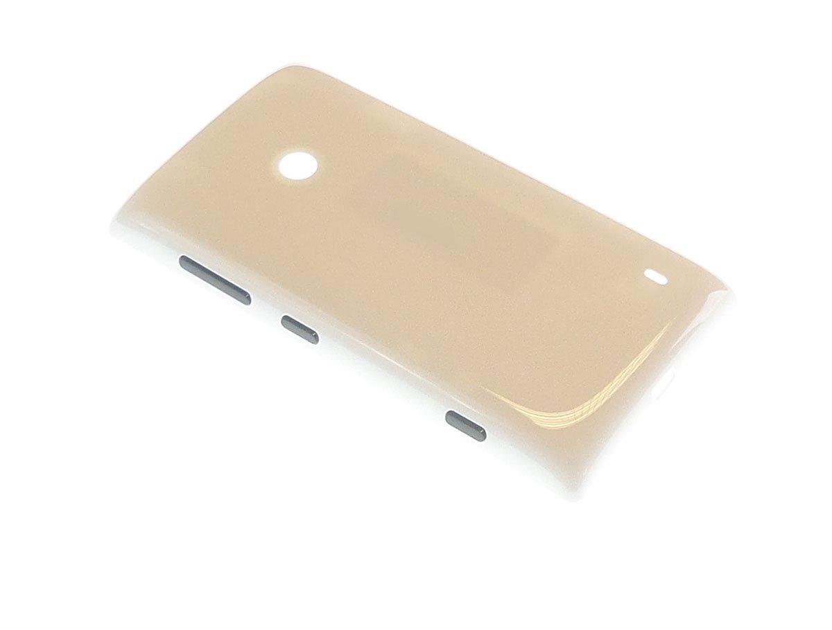Coque arrière cache batterie pour Nokia Lumia 520 blanc