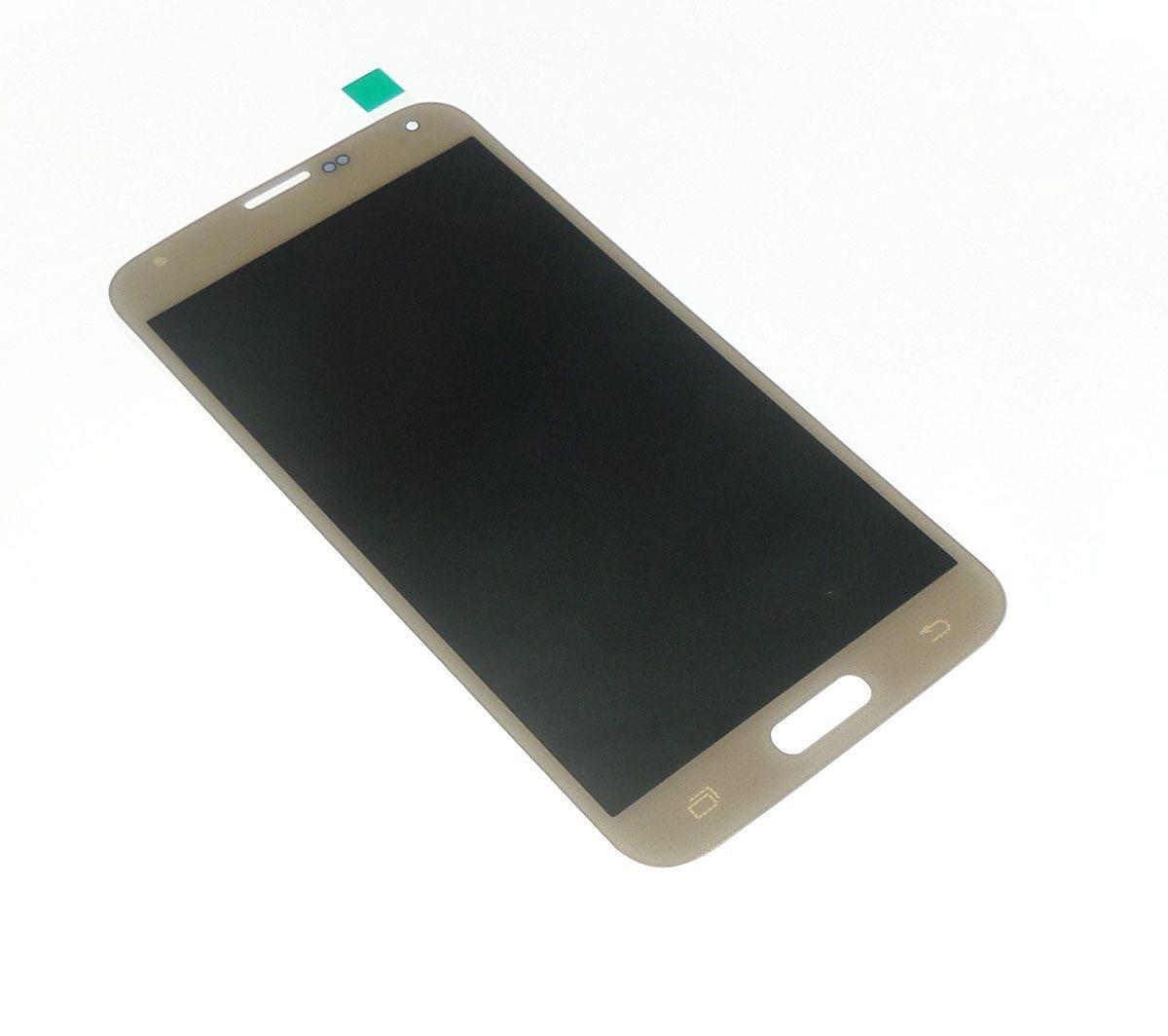 Ecran Lcd et vitre tactile assemblés blanc Samsung Galaxy S5 SM-G900F G900A
