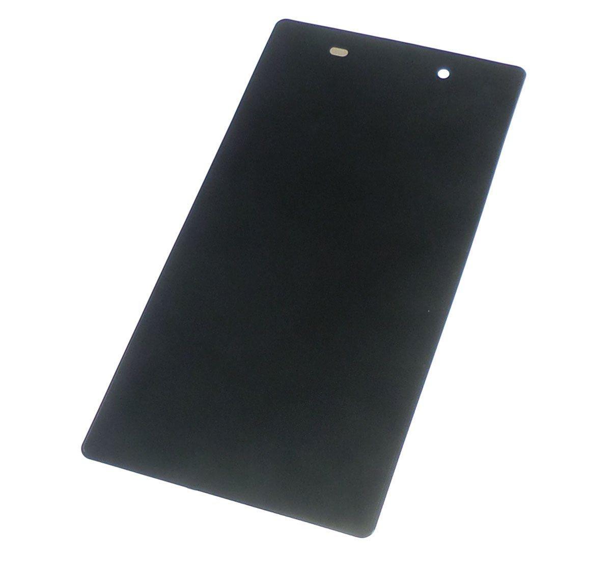 Ecran Lcd et vitre tactile assemblés sur châssis noir Sony Xperia Z1 L39h