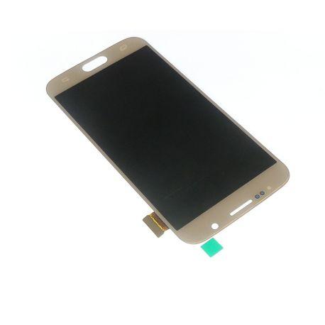 Ecran vitre tactile et LCD assemblés blanc pour Samsung Galaxy S6 G920F