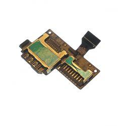 Lecteur SIM et SD pour Samsung Galaxy S4 mini I9190 I9195