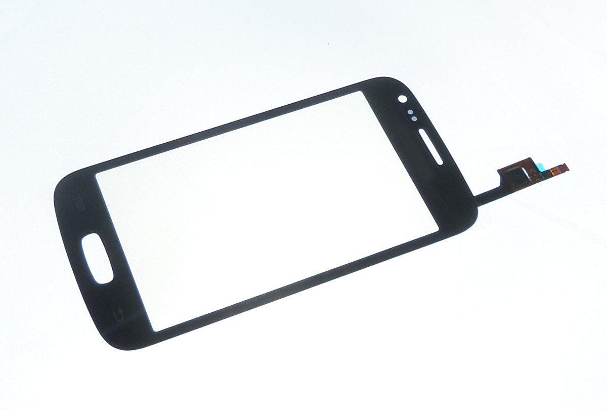 Ecran vitre tactile noir pour Samsung Galaxy Ace 3 S7275