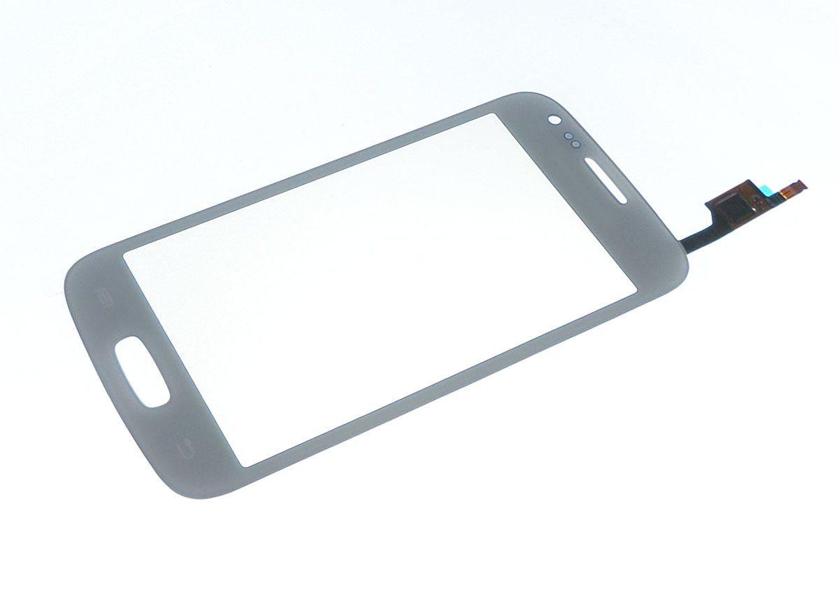 Ecran vitre tactile blanc pour Samsung Galaxy Ace 3 S7275